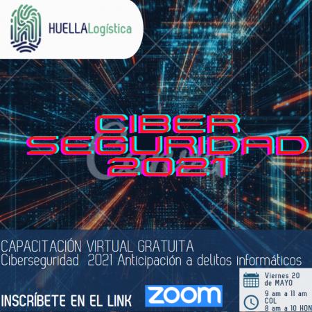 *Proximo actividad Gratuita*  Ciberseguridad 2021  Dos (2) actividad Sin Costo Ficha 504